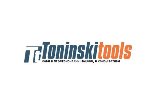 Професионални инструменти, машини и консумативи – Тонински